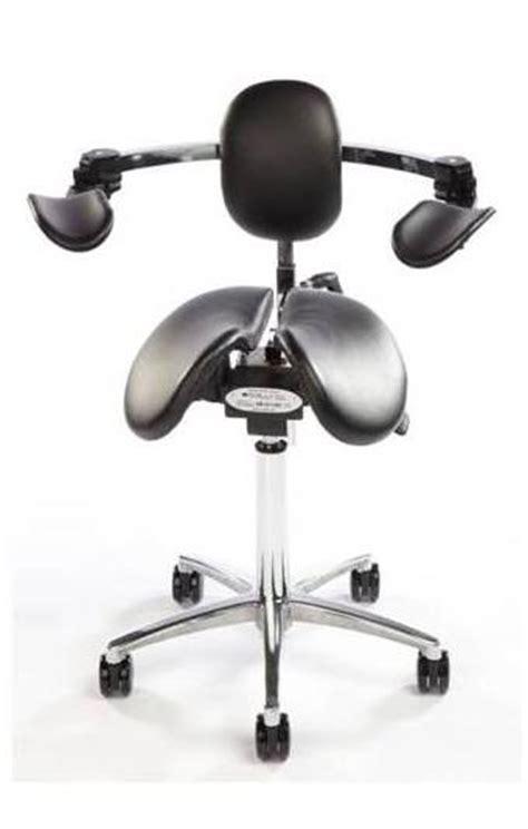 salli saddle chair dental salli ergonomic dentist stool with moving armrests
