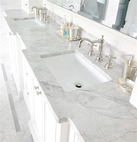 designer kitchen faucets best 25 carrara marble bathroom ideas on