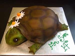 Turtle, Cake, U2013, Decoration, Ideas