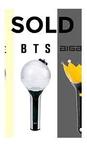 List of Favorite K-Pop Merchandise Among Fans: Lightsticks ...