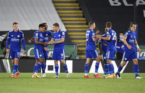 4-1-4-1 Leicester City Predicted Lineup Vs Arsenal - The ...