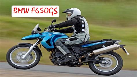 Bmw F650gs Review by Bmw F650gs Review