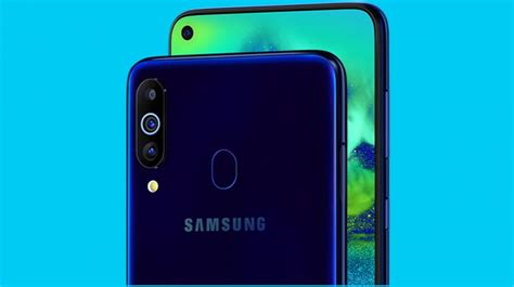 samsung galaxy m40 launched price specs features igyaan network