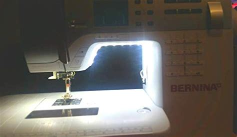 razon sewing machine led light ft cord  touch