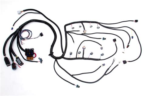 2008 2014 ls3 6 2l standalone wiring harness w 4l60e