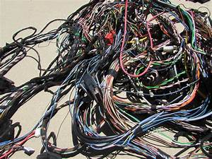 Mercedes Vehicle Body Wiring Harness W208 Clk320 Clk430