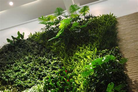 Frische Wanddekoration Mit Pflanzenmoderne Wandgestaltung Mit Pflanzen by Wanddeko Mit Pflanzen Livepicture Erfrischt Das Ambiente