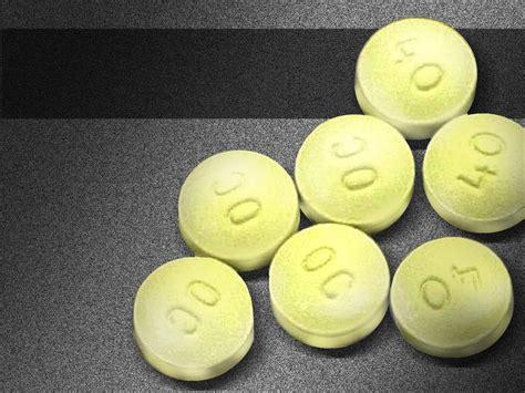 Oxycontin known as addictive by pharma