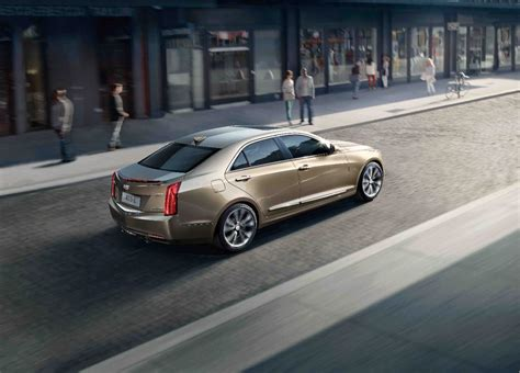 Gm Launches 2018 Cadillac Ats L In China Gm Authority