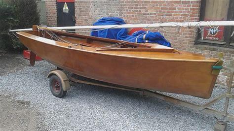 classic sailing boat vaurien catawiki