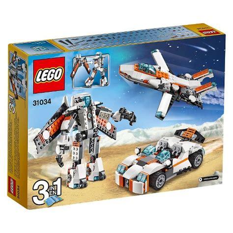 lego 174 creator future flyers 31034 target