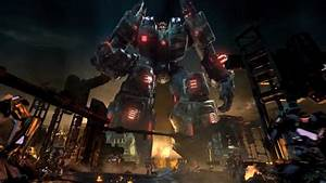 Transformers Fall Of Cybertron : e3 trailer official transformers fall of cybertron video youtube ~ Medecine-chirurgie-esthetiques.com Avis de Voitures