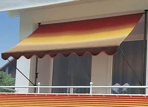 balkon seitensichtschutz sichtschutz und sonnenschutz With markise balkon mit versace tapeten auf rechnung