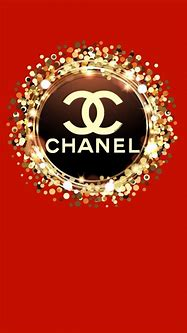 Chanel Red - iPhone wallpaper | Coco chanel wallpaper ...