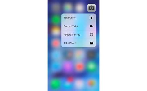 how to take selfie with iphone 10 3d touch shortcuts every iphone owner should cnet
