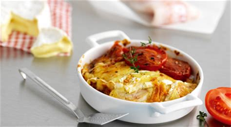 cuisiner du merlu recette filet de merlu au camembert