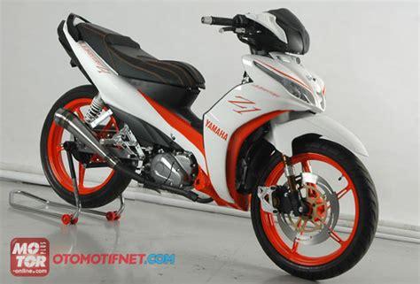 Modifikasi Motor Jupiter Z 1 by Modifikasi Jupiter Z1 Racing 2012 Gambar Modifikasi