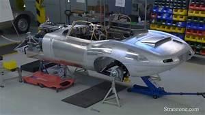 Jaguar Lightweight E-type  U2013 Build Time-lapse