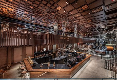 Starbucks Opens 23,000squarefoot New York Reserve Roasterydaily Coffee News By Roast Magazine