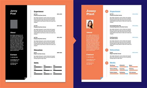 Resume Indesign by Create A Professional Resume Adobe Indesign Cc Tutorials