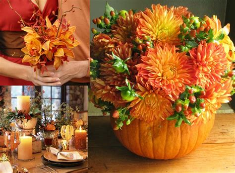 fall wedding flower ideas popular hairstyles