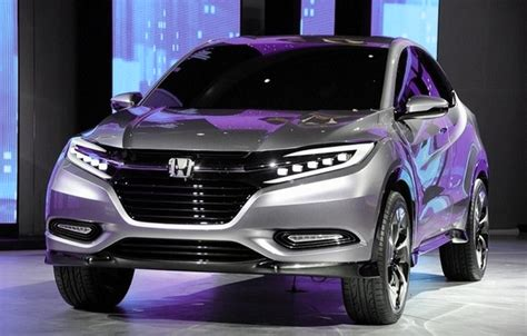 Next Generation Honda Hrv 2020 by Next Honda Pilot