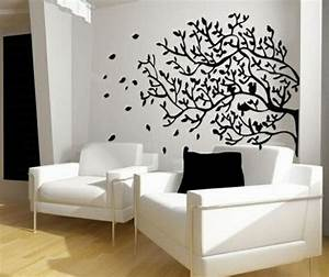 Wandgestaltung Im Wohnzimmer : 120 wohnzimmer wandgestaltung ideen ~ Sanjose-hotels-ca.com Haus und Dekorationen