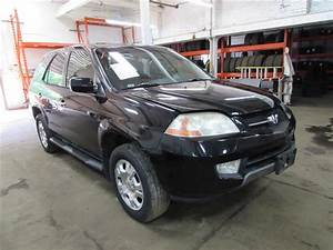 Parting out 2002 Acura MDX – Stock # 170284 – Tom's