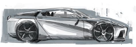 How To Draw Cars View
