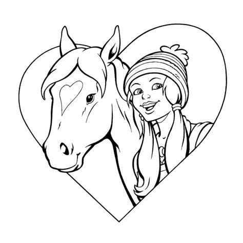 Paarden Kleurplaat Printen 25 het beste kleurplaten paarden printen mandala