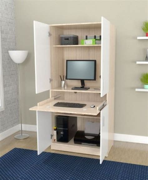 Bosan dengan desain meja komputer yang biasa saja? 11 Ide Desain Meja Komputer Antimainstream Bergaya Minimalis