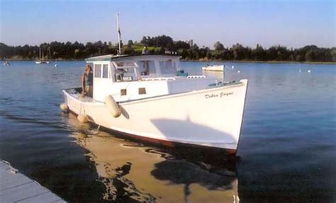 Lobster Boat Diy by Diy Lobster Boat How To And Diy Building Plans