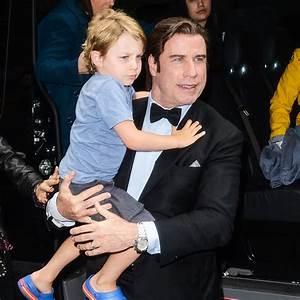 John Travolta Credits Son Benjamin for Keeping His Family ...
