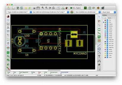 Novice Cannot Plane Ground Question Kicad Fill