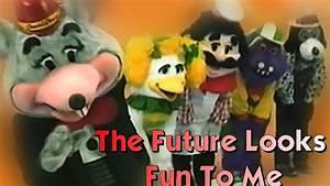 The Future Looks Fun To Me 1999 Chuck E Cheese39s