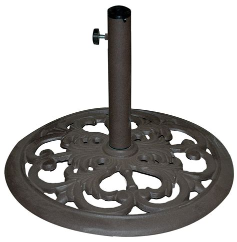 patio umbrella stands home design elements