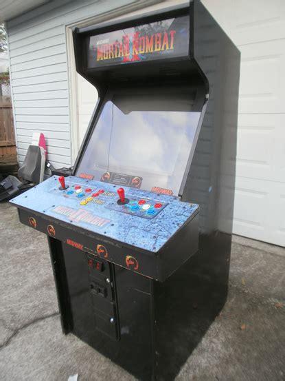 custom arcade cabinet kits collecting arcades my very own nba jam machine for 350