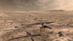 News | Helicopter Could Be 'Scout' for Mars Rovers