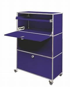 Bureau Sur Roulette : meuble sur roulettes ~ Teatrodelosmanantiales.com Idées de Décoration