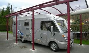 Carport Camping Car : carport alu florival abri voiture en aluminium jlc varianse ~ Dallasstarsshop.com Idées de Décoration