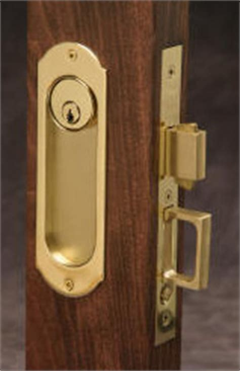 keyed pocket door locks cavity locks  lockwood