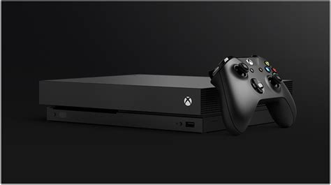Xbox One X And Xbox One S To Support Native 1440p Streaming