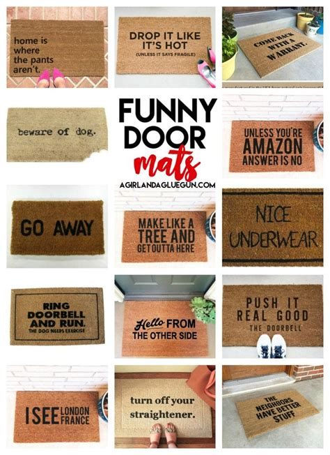 college doormats i m pretty sure i need a new door mat a and a