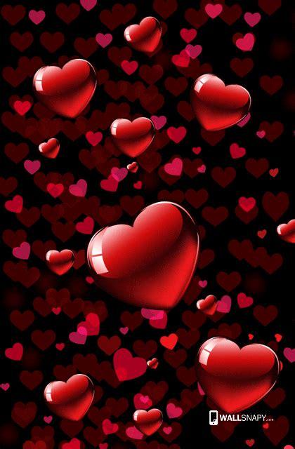 love heart red images full hd wallpaper wallsnapy