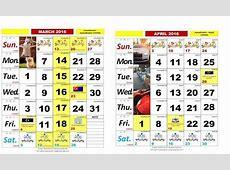 Kalendar Kuda 2016 Malaysia JunaBlogg