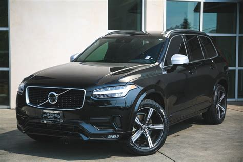 pre owned  volvo xc   design sport utility
