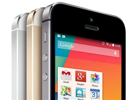 android or iphone if apple made an android based iphone would you buy it