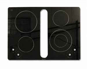 Jenn-air Jed8430bdb Glass Cooktop  Black