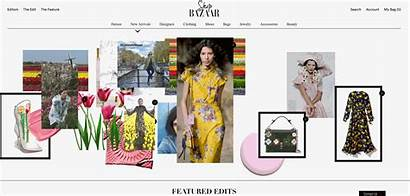 Ecommerce Lessons Marketing Editorial Moodboard