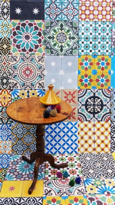 cr馘ence cuisine ardoise stunning faience multicolore cuisine photos design trends 2017 shopmakers us